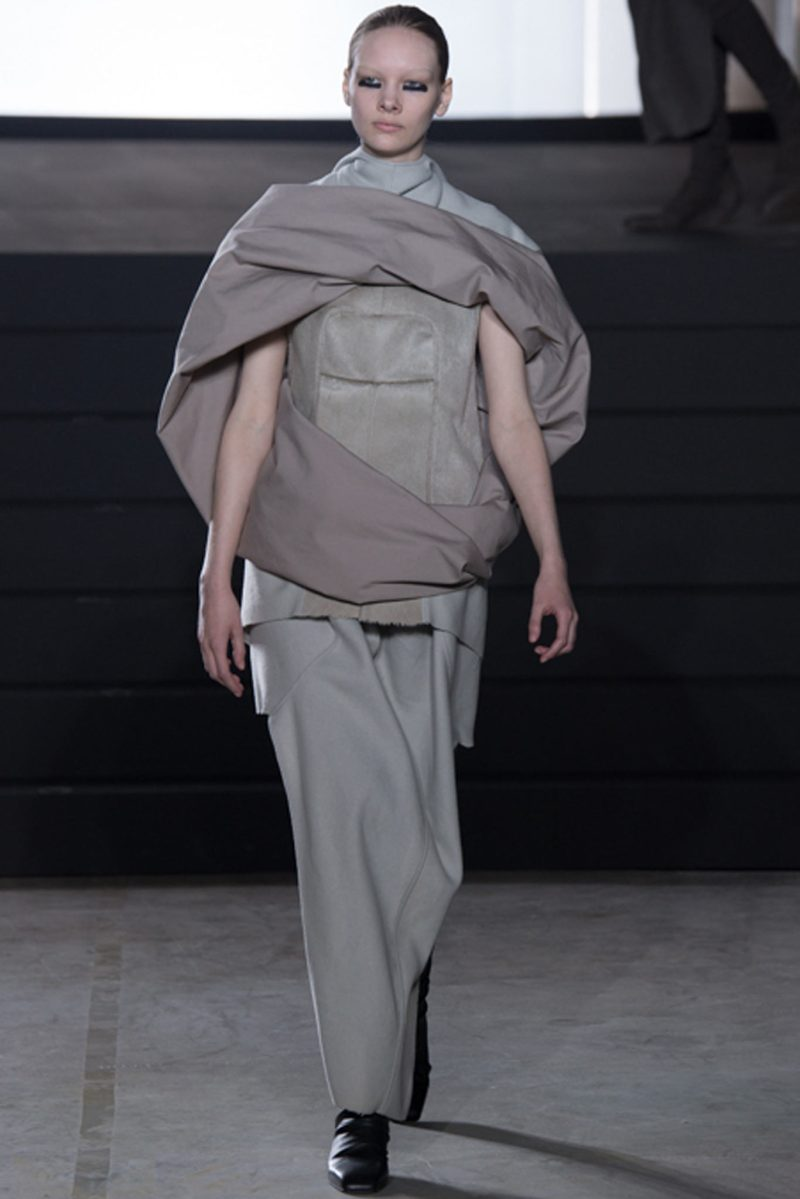 Rick Owens Ready to Wear FW 2015 PFW (4)