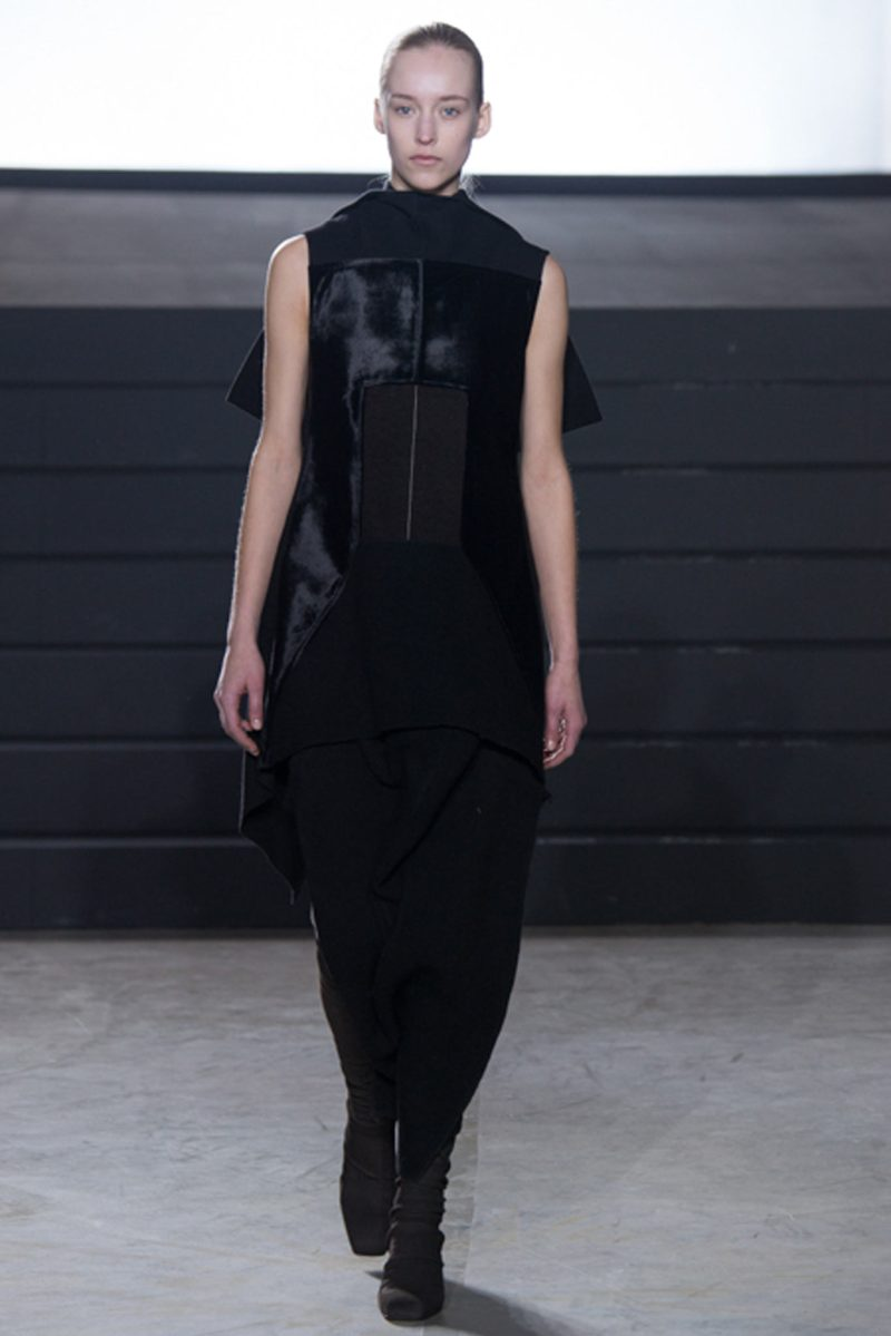 Rick Owens Ready to Wear FW 2015 PFW (8)