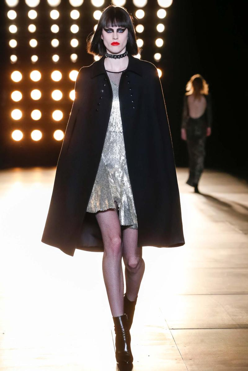 Saint Laurent Ready to Wear FW 2015 PFW (10)