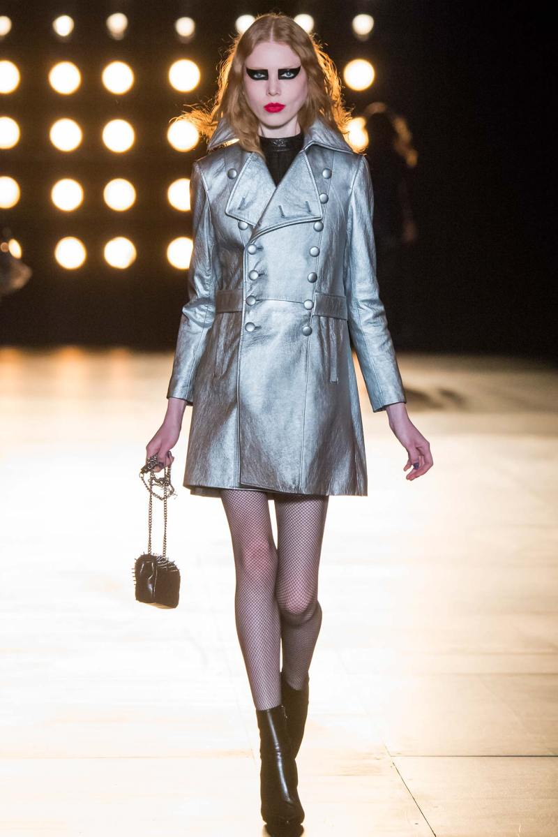 Saint Laurent Ready to Wear FW 2015 PFW (13)