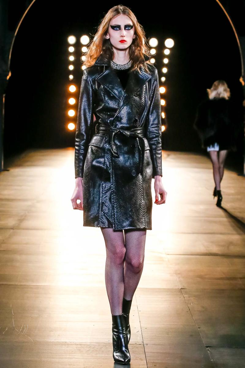 Saint Laurent Ready to Wear FW 2015 PFW (33)