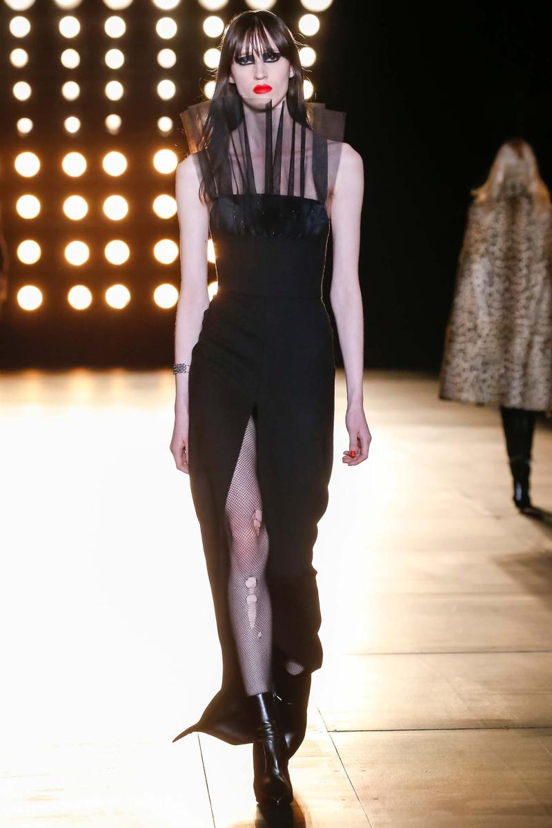 Saint Laurent Ready to Wear FW 2015 PFW (57)