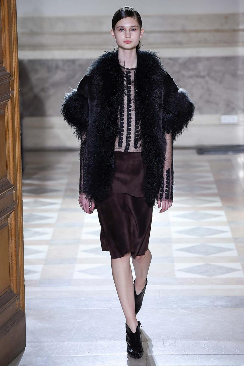Sharon Wauchob Ready to Wear FW 2015 PFW (6)