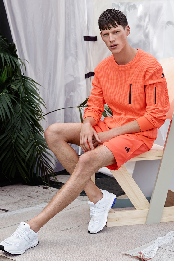 Adidas Orginals SS Lookbook 2015
