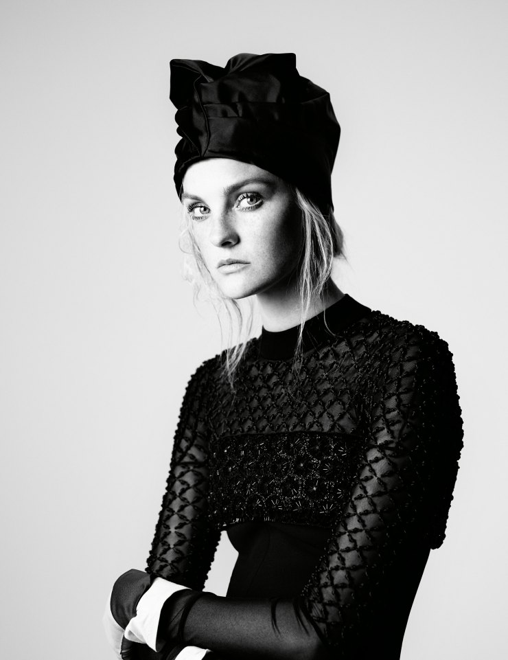 Caroline Trentini by photographer Willy Vanderperre (6)