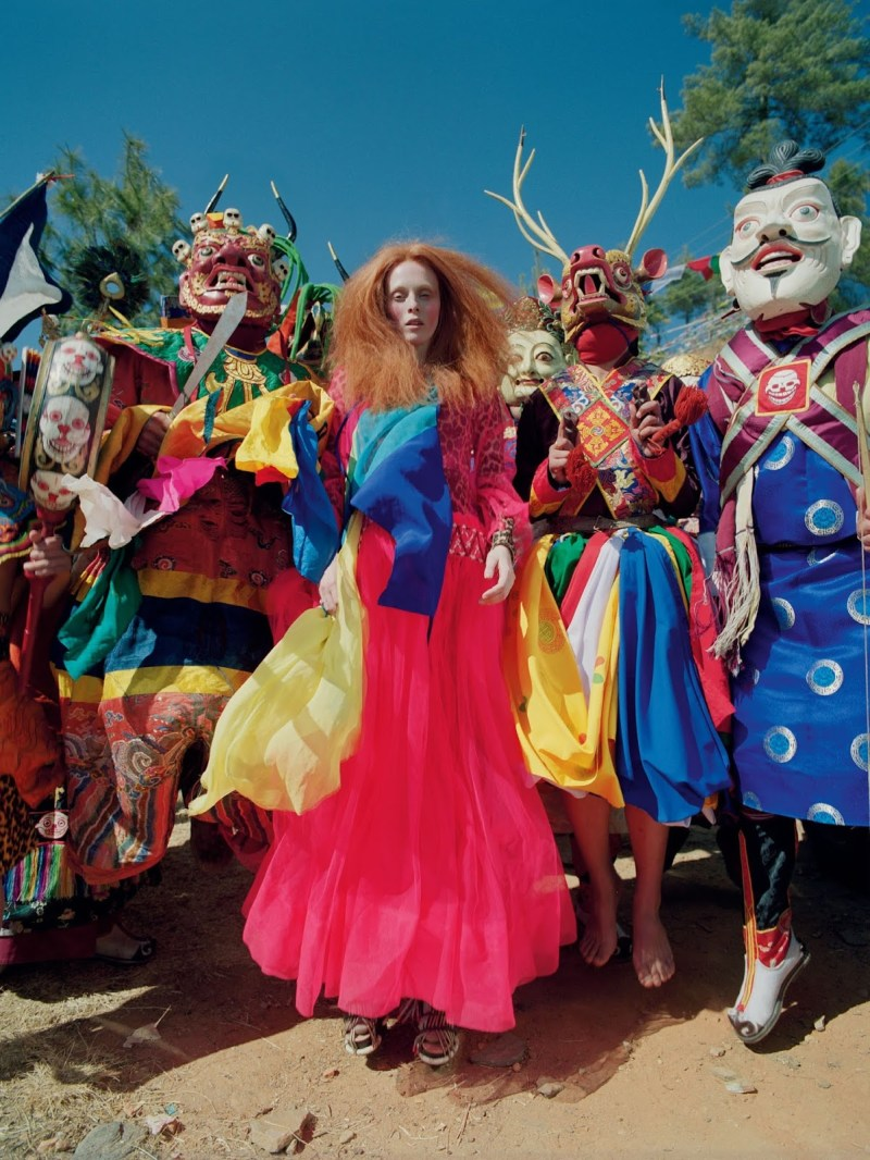 In The Land Of Dreamy Dreams by Tim Walker  (2)