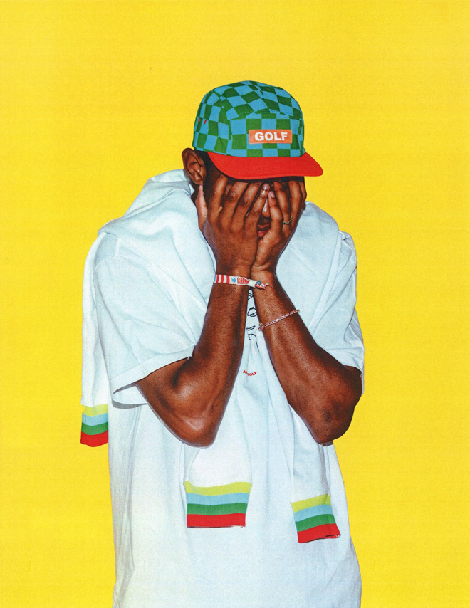 Golf Wang SS 2015 Lookbook