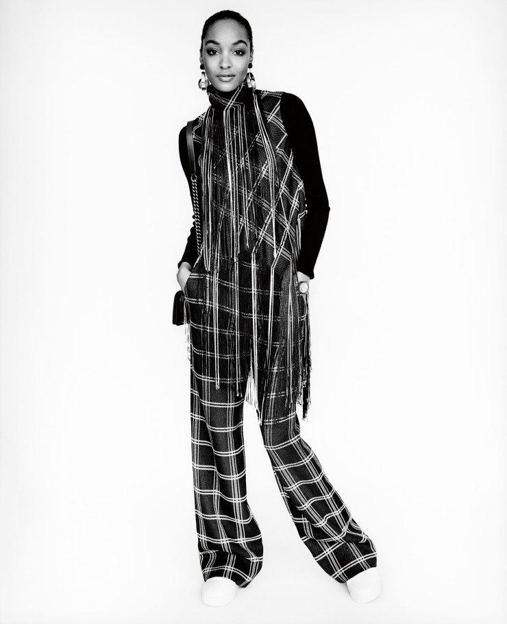 Jourdan Dunn by photographer Alasdair McLellan (4)