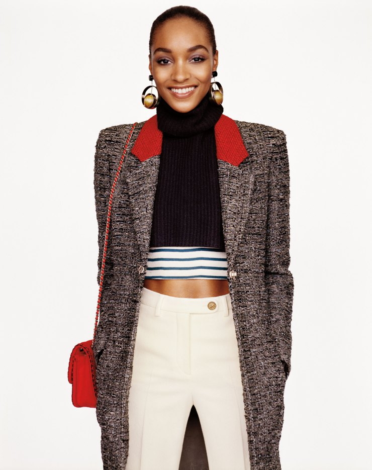 Jourdan Dunn by photographer Alasdair McLellan (8)