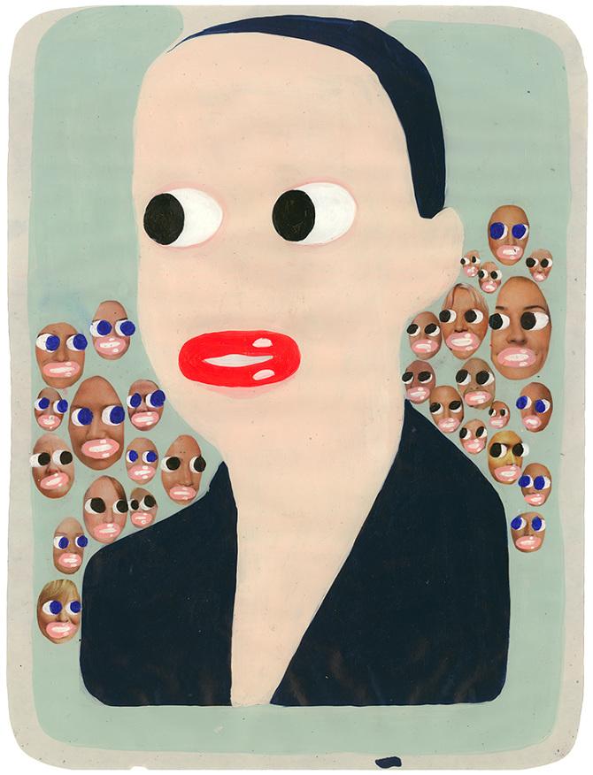 Sweet Dreams by artist Martha Rich (5)