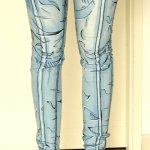 Wearable Cartoon Pants!