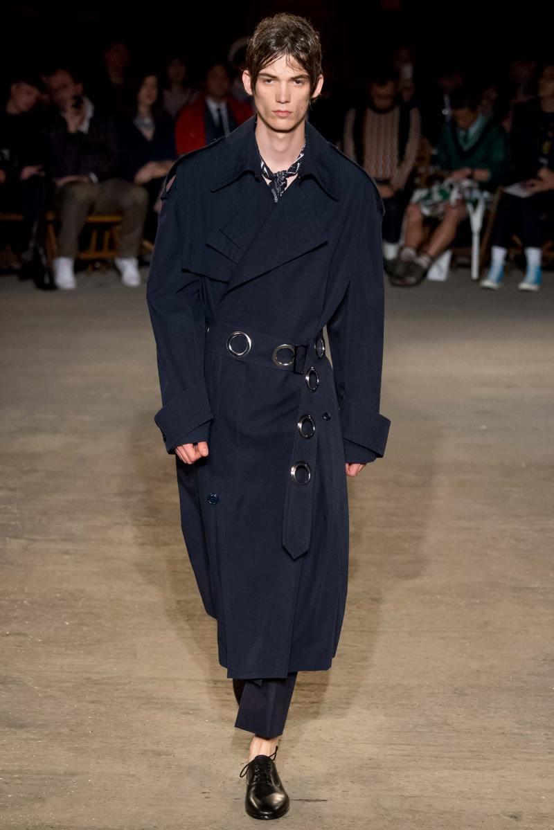 Alexander McQueen Menswear SS 2016 London (15)