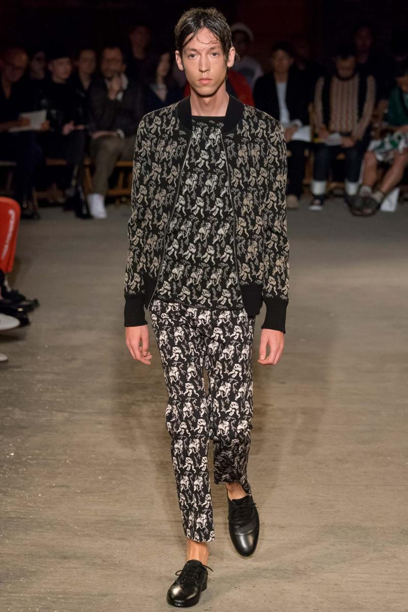 Alexander McQueen Menswear SS 2016 London (17)