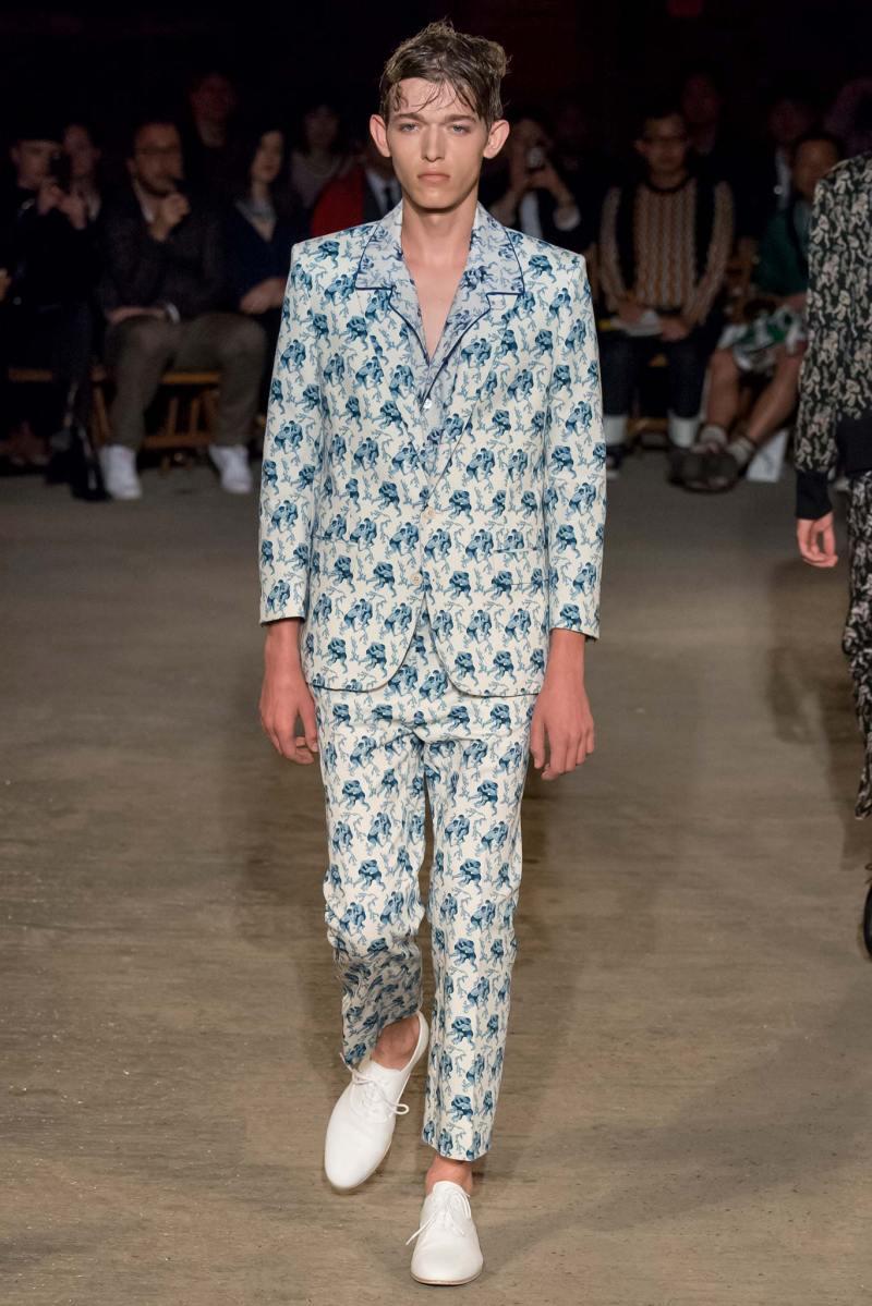 Alexander McQueen Menswear SS 2016 London (18)