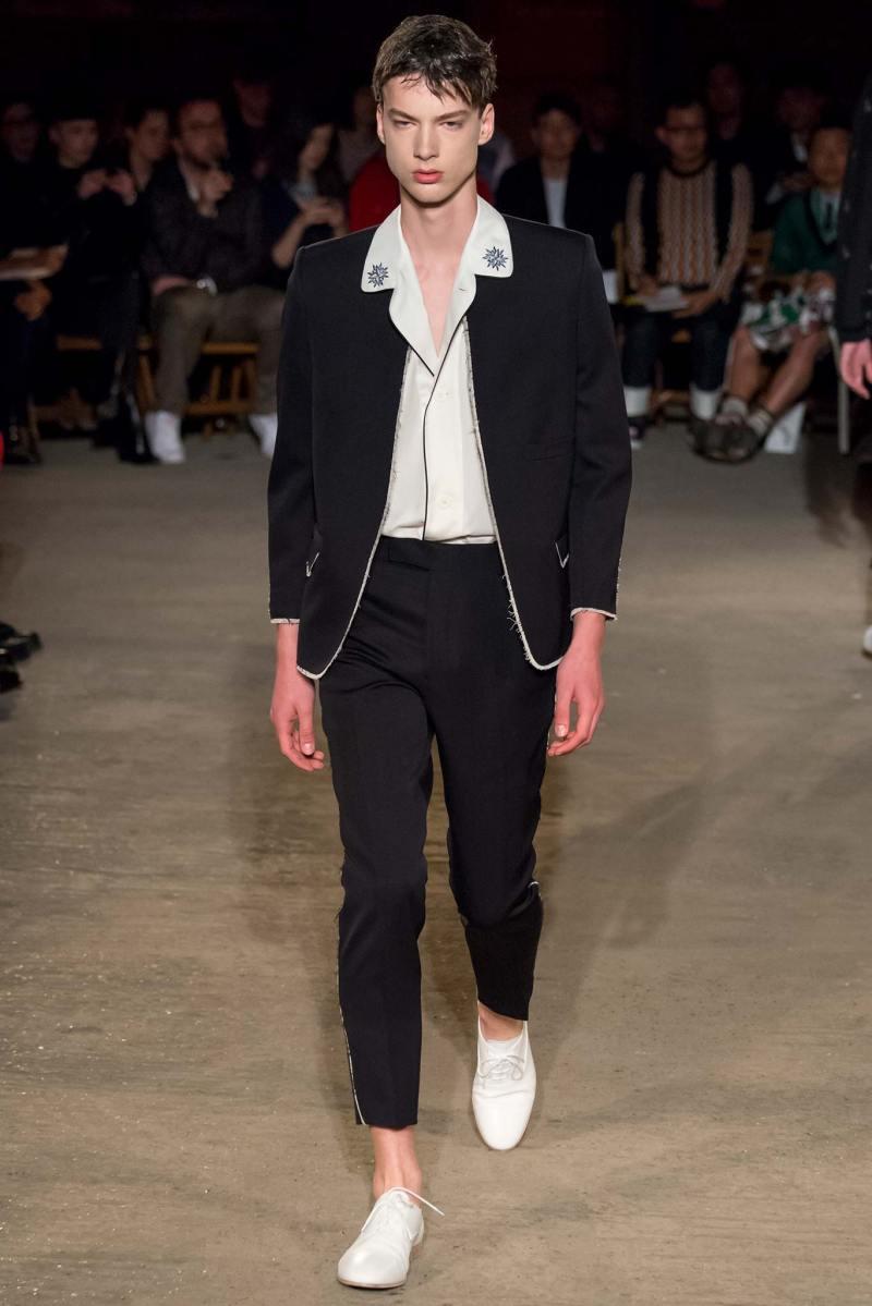Alexander McQueen Menswear SS 2016 London (27)