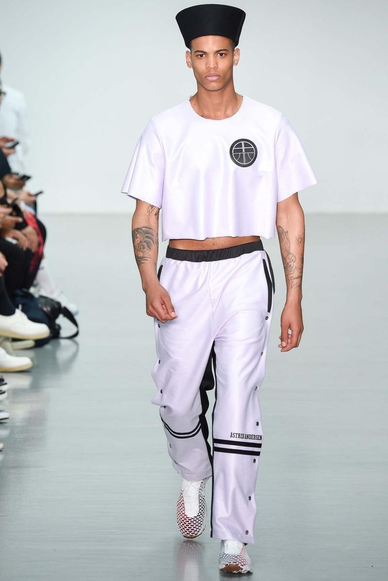 Astrid Andersen Menswear SS 2016 London (8)