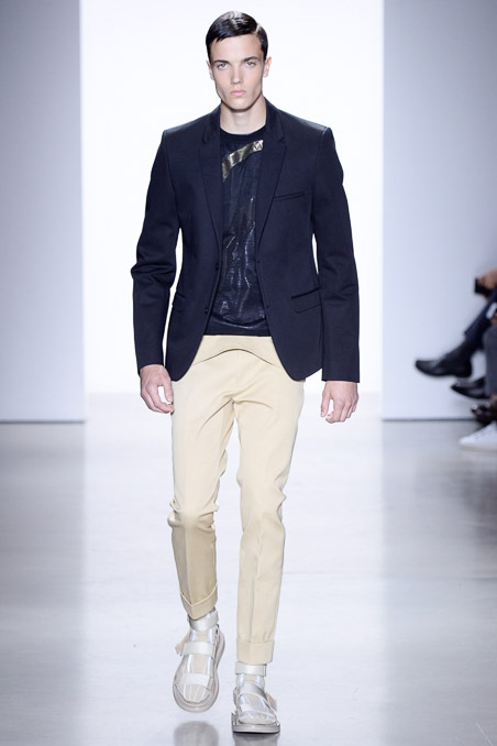 Calvin Klein Collection Menswear SS 2016 Milan (1)