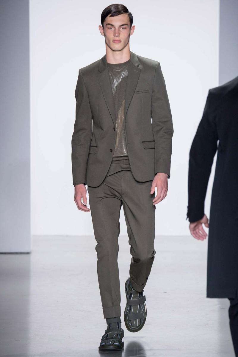 Calvin Klein Collection Menswear SS 2016 Milan (11)