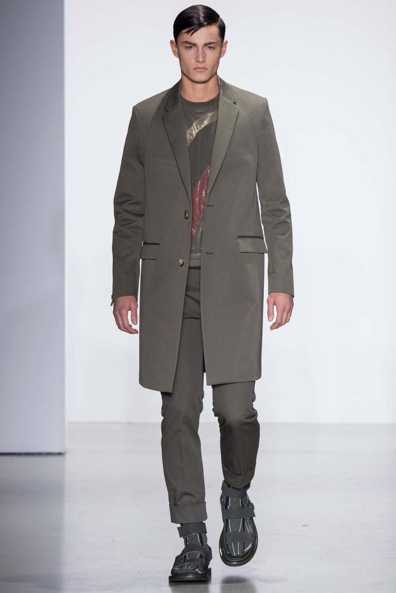 Calvin Klein Collection Menswear SS 2016 Milan (13)