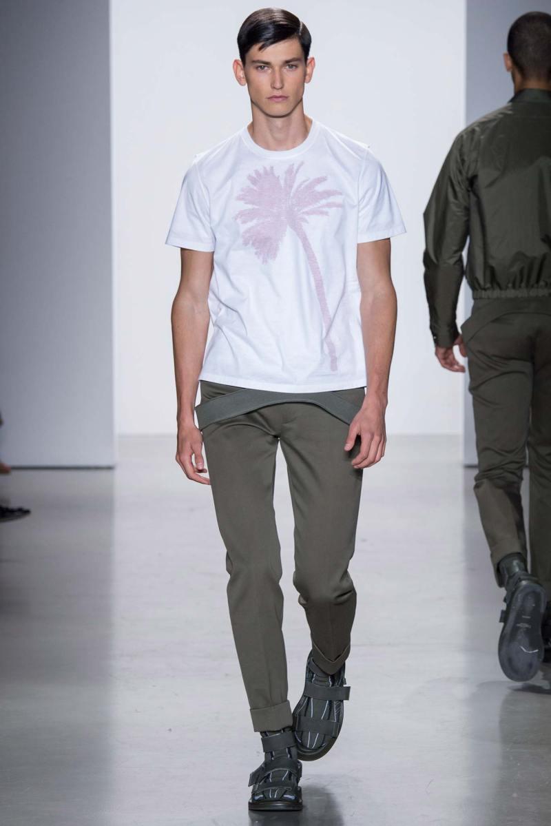 Calvin Klein Collection Menswear SS 2016 Milan (15)