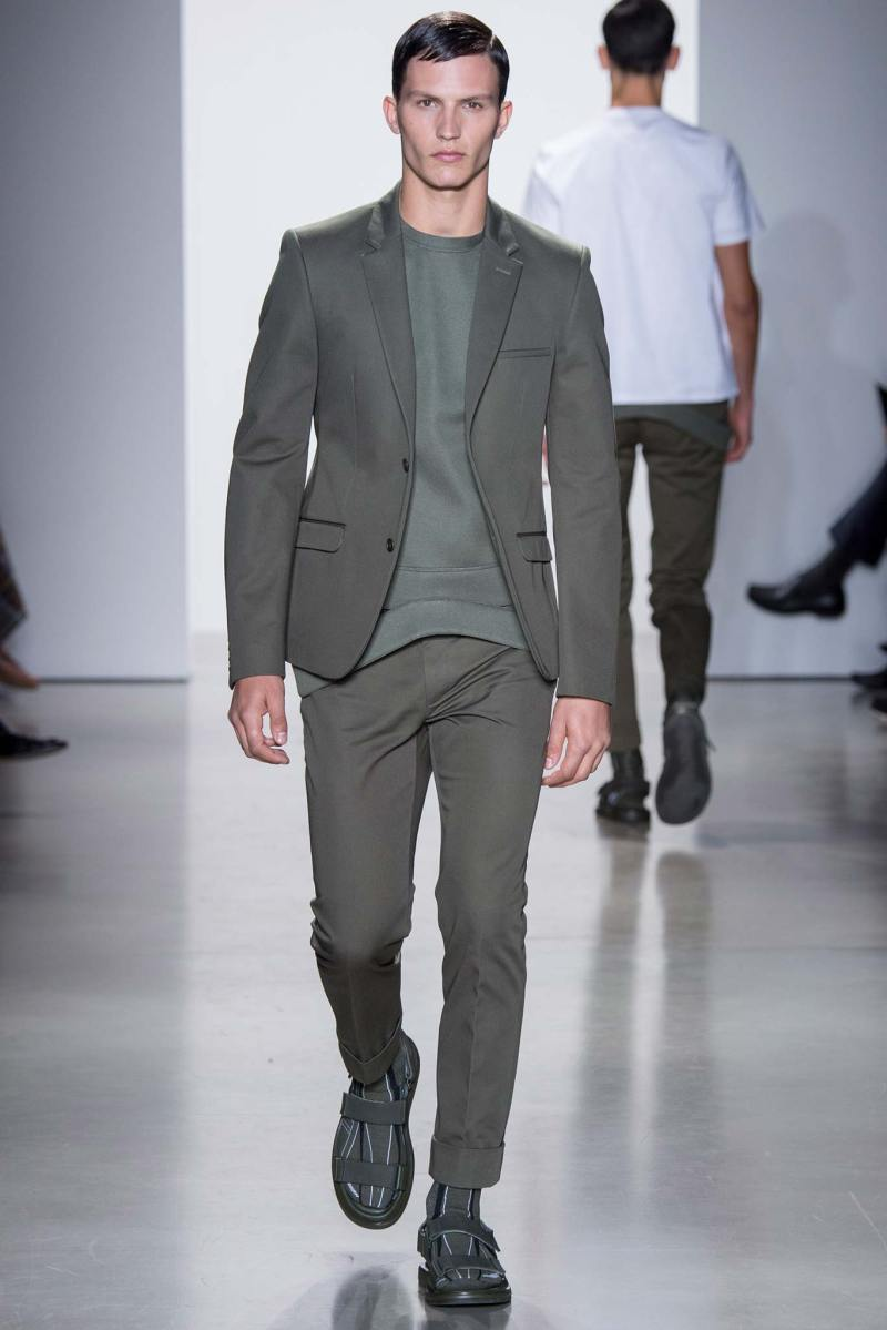 Calvin Klein Collection Menswear SS 2016 Milan (16)
