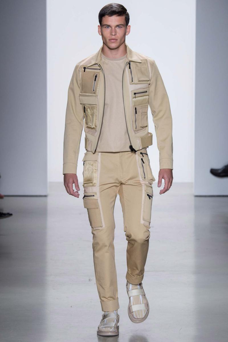 Calvin Klein Collection Menswear SS 2016 Milan (21)