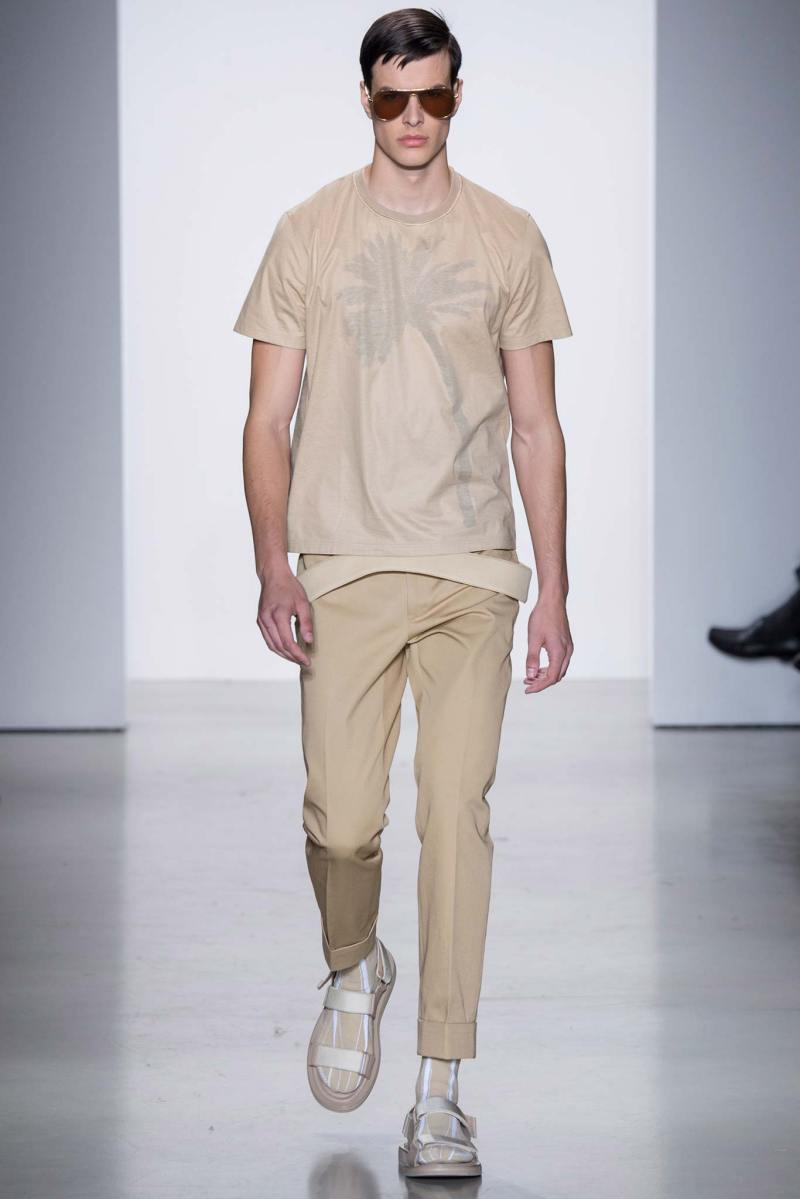 Calvin Klein Collection Menswear SS 2016 Milan (22)