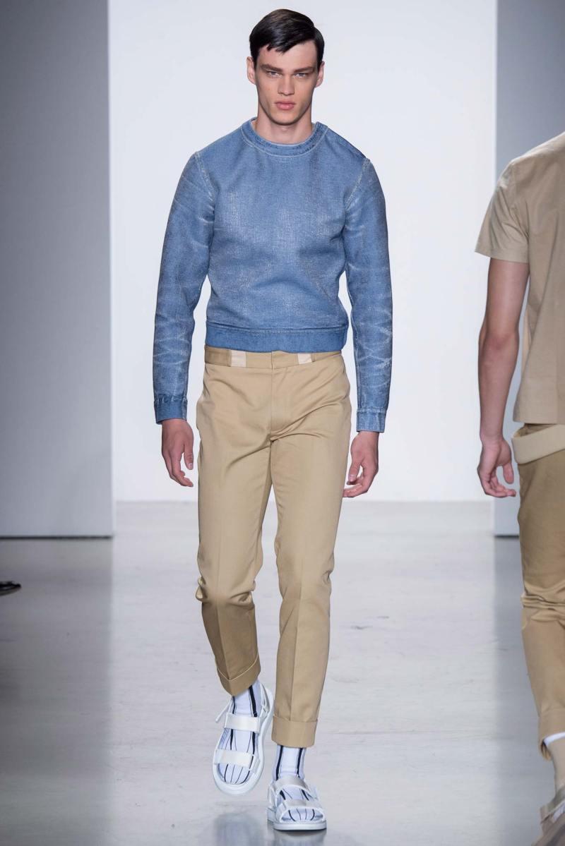 Calvin Klein Collection Menswear SS 2016 Milan (23)