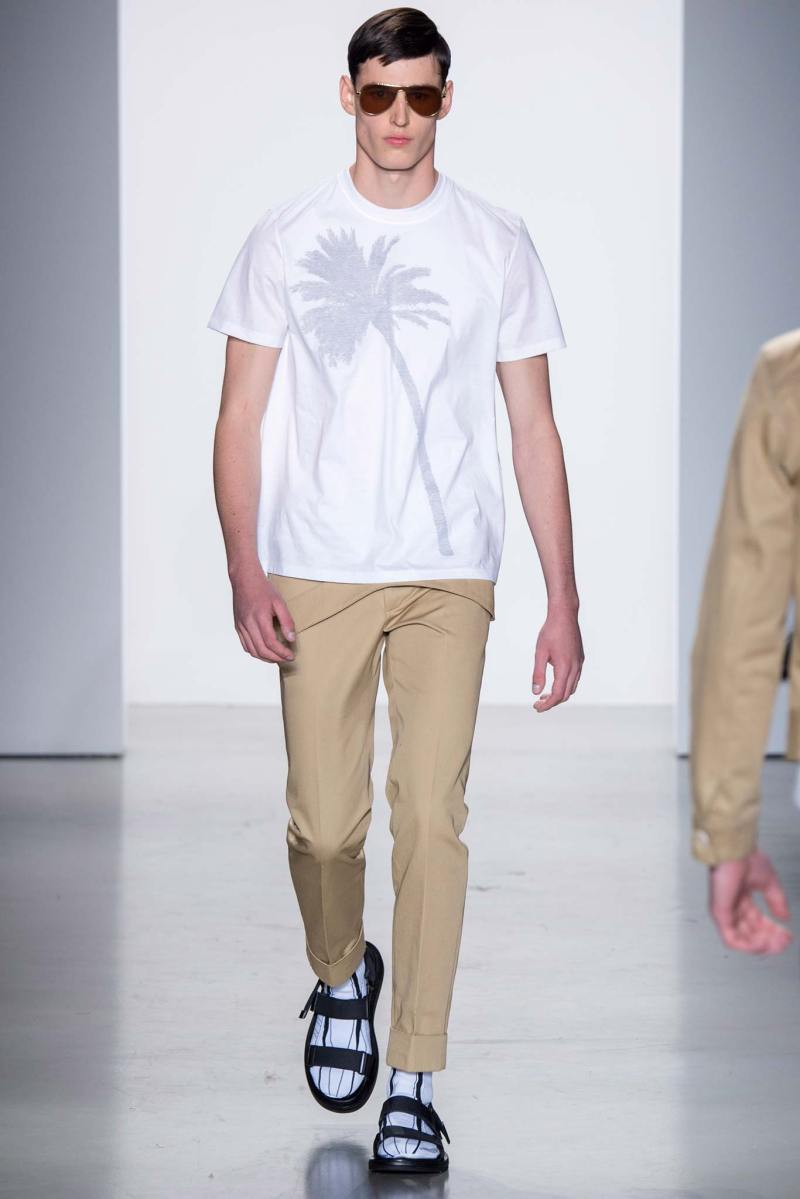Calvin Klein Collection Menswear SS 2016 Milan (25)