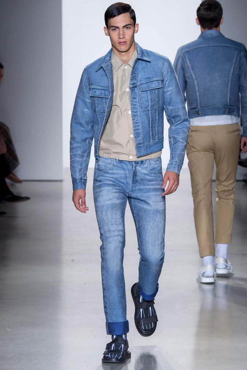 Calvin Klein Collection Menswear SS 2016 Milan (27)