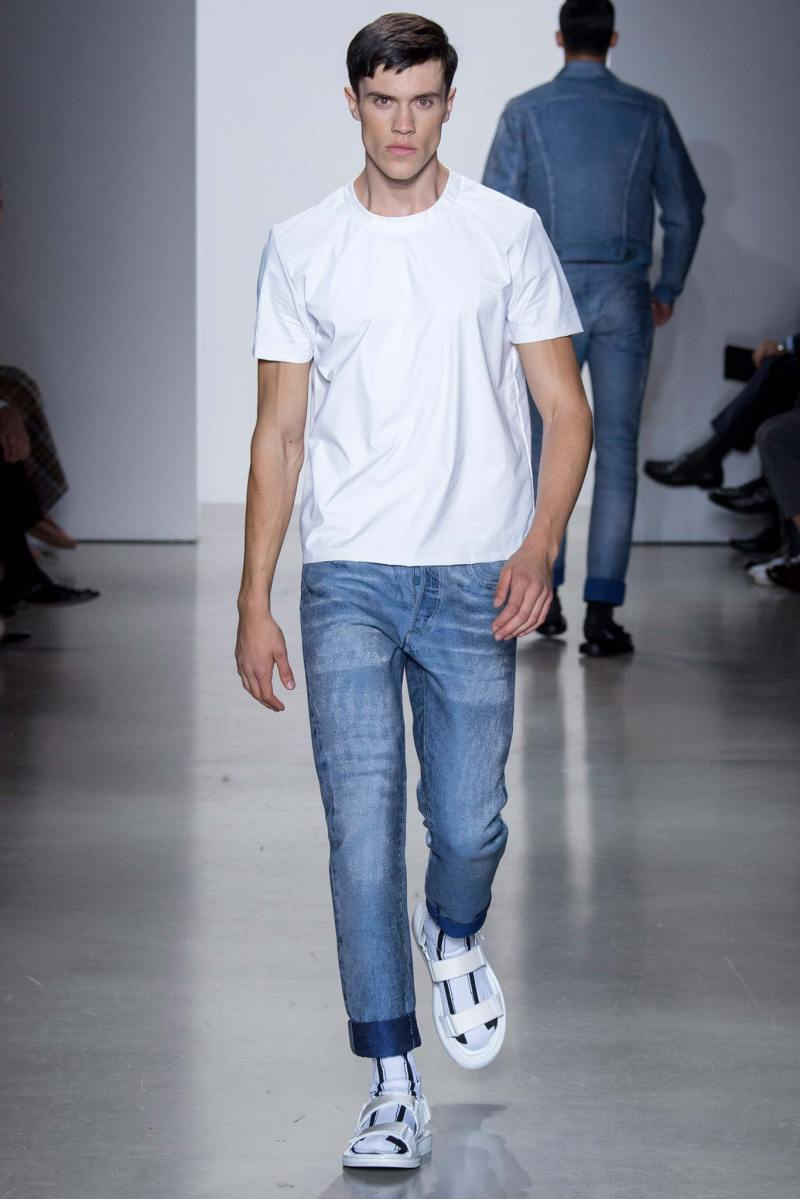Calvin Klein Collection Menswear SS 2016 Milan (28)