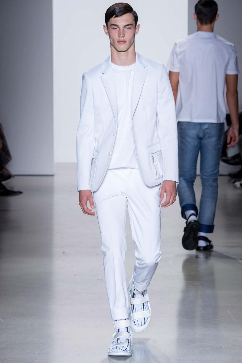 Calvin Klein Collection Menswear SS 2016 Milan (31)