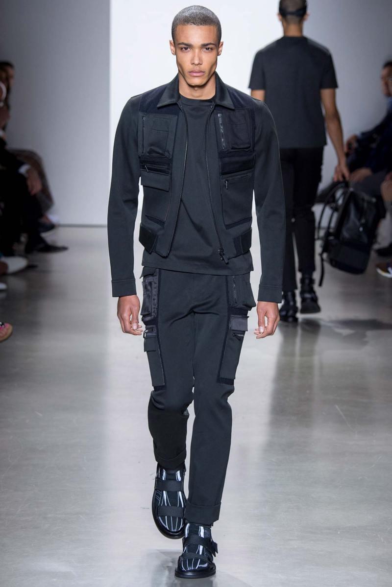Calvin Klein Collection Menswear SS 2016 Milan (35)