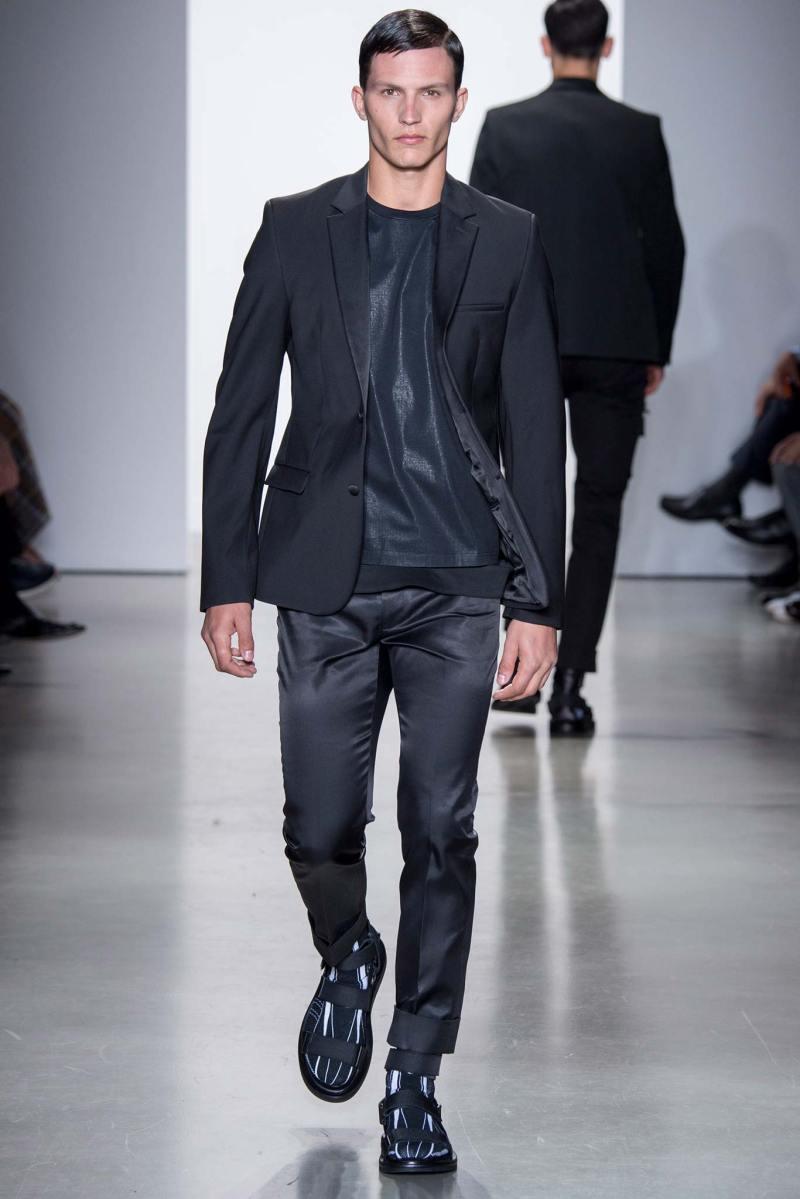Calvin Klein Collection Menswear SS 2016 Milan (37)