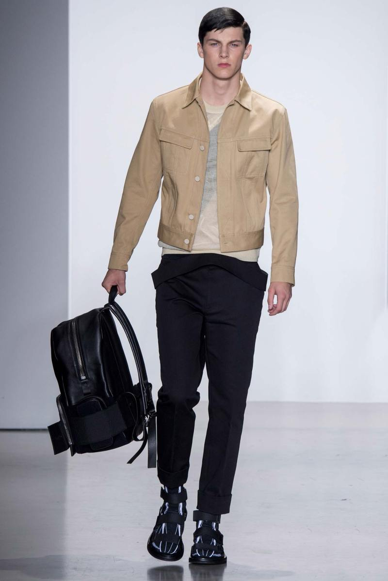 Calvin Klein Collection Menswear SS 2016 Milan (5)