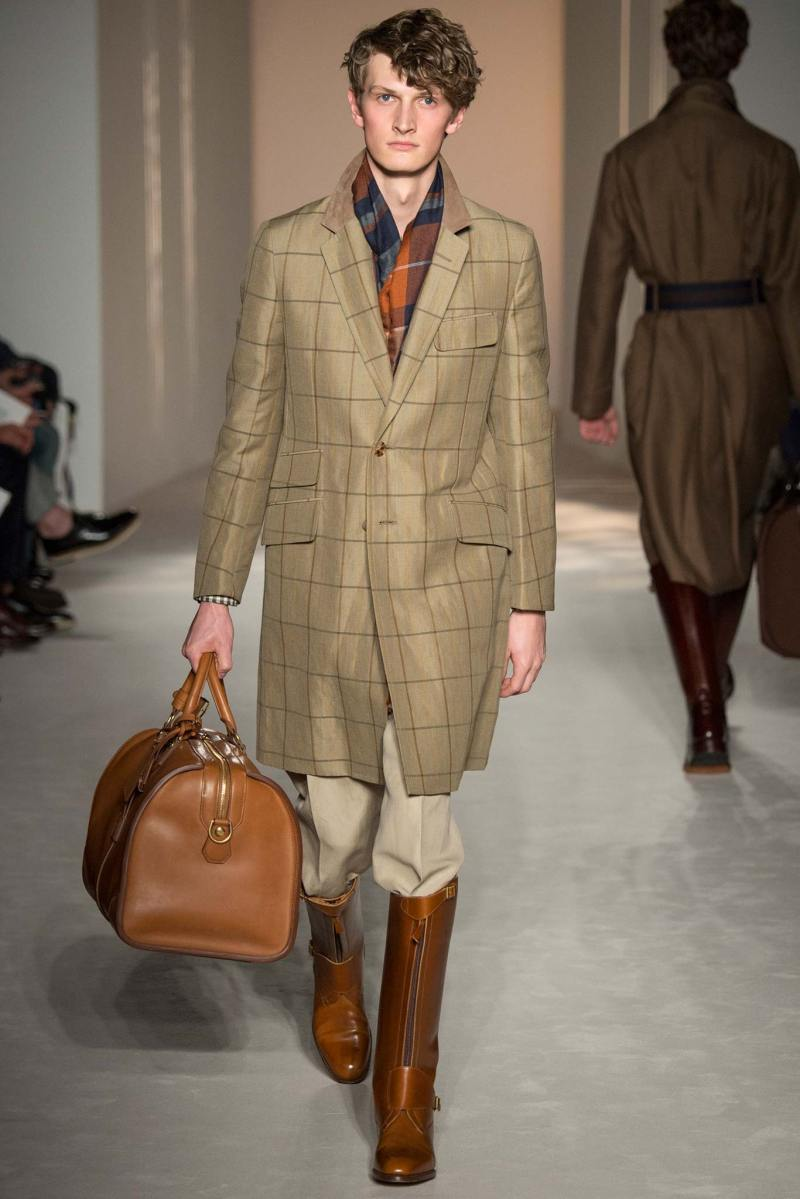 Dunhill Menswear SS 2016 London (16)