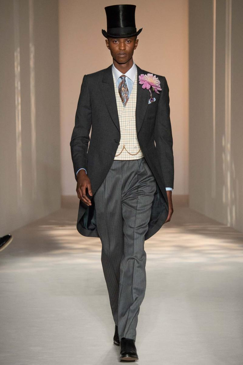 Dunhill Menswear SS 2016 London (3)