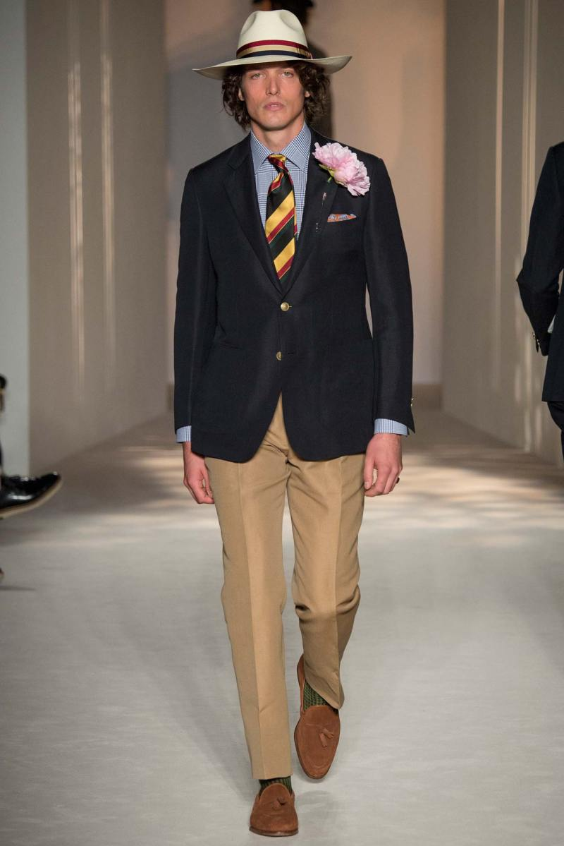 Dunhill Menswear SS 2016 London (6)