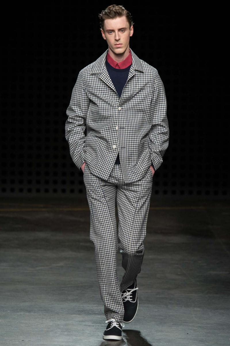 E. Tautz Menswear SS 2016 London (10)