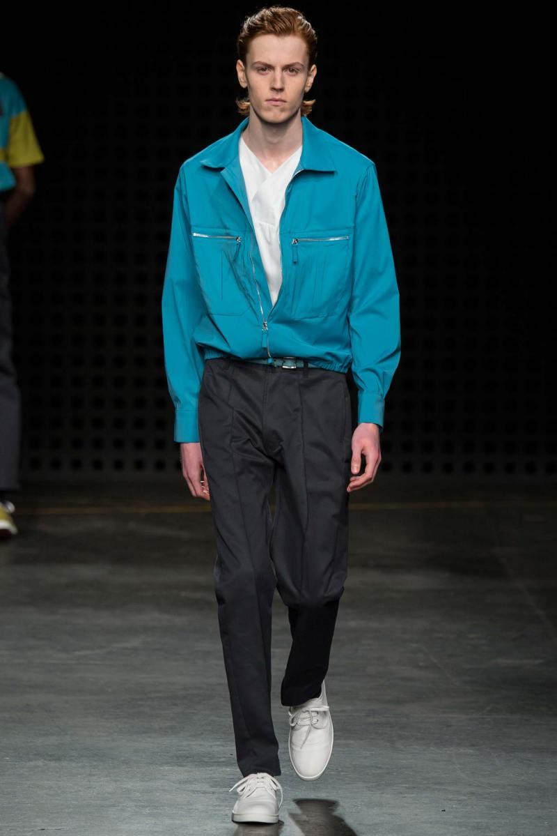 E. Tautz Menswear SS 2016 London (24)