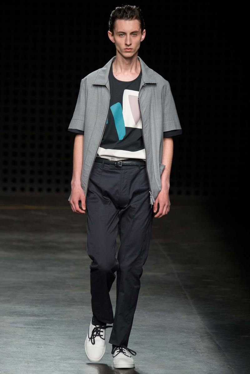 E. Tautz Menswear SS 2016 London (28)