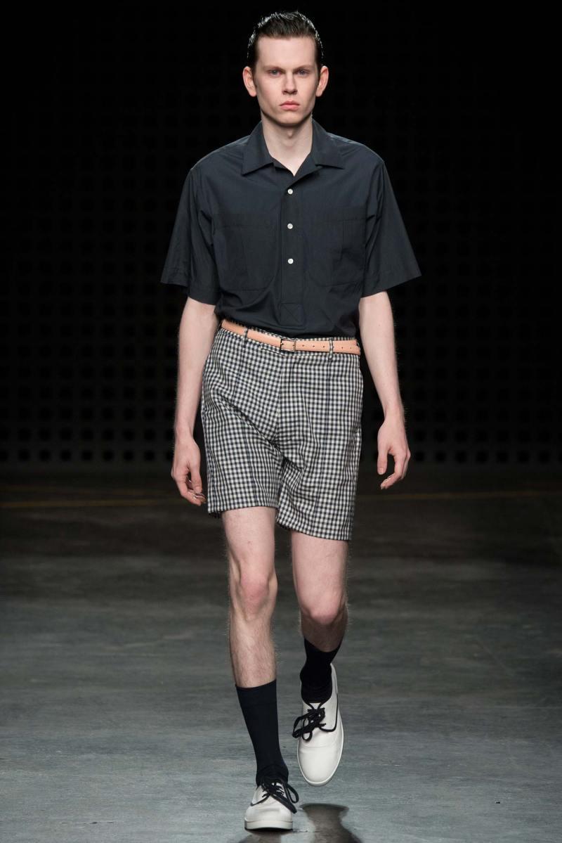E. Tautz Menswear SS 2016 London (3)