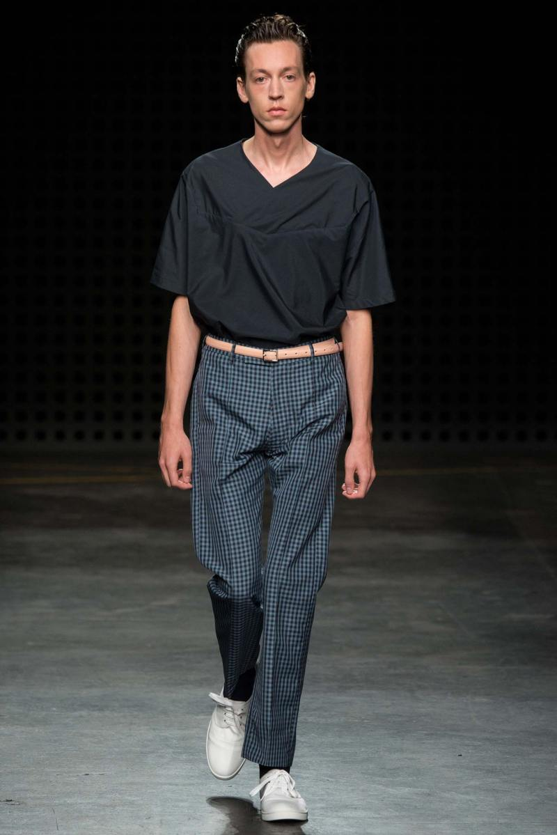 E. Tautz Menswear SS 2016 London (4)