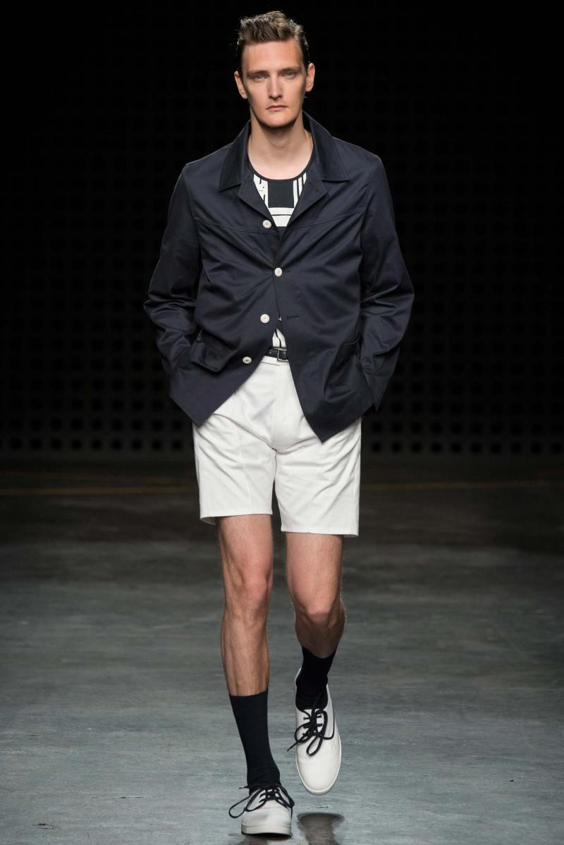 E. Tautz Menswear SS 2016 London (5)