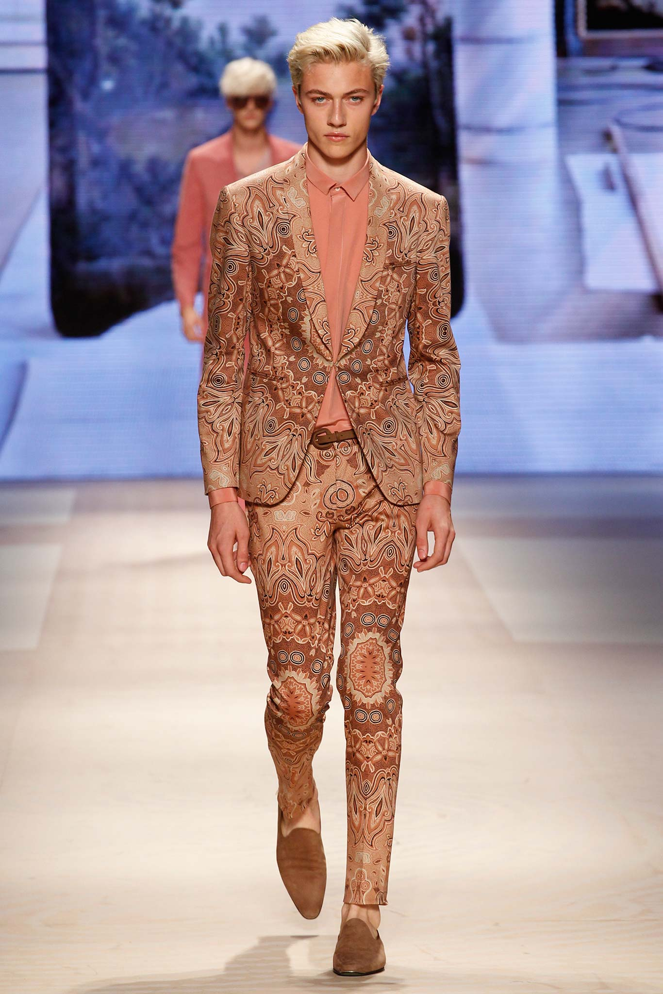 Etro Menswear SS 2016 Milan