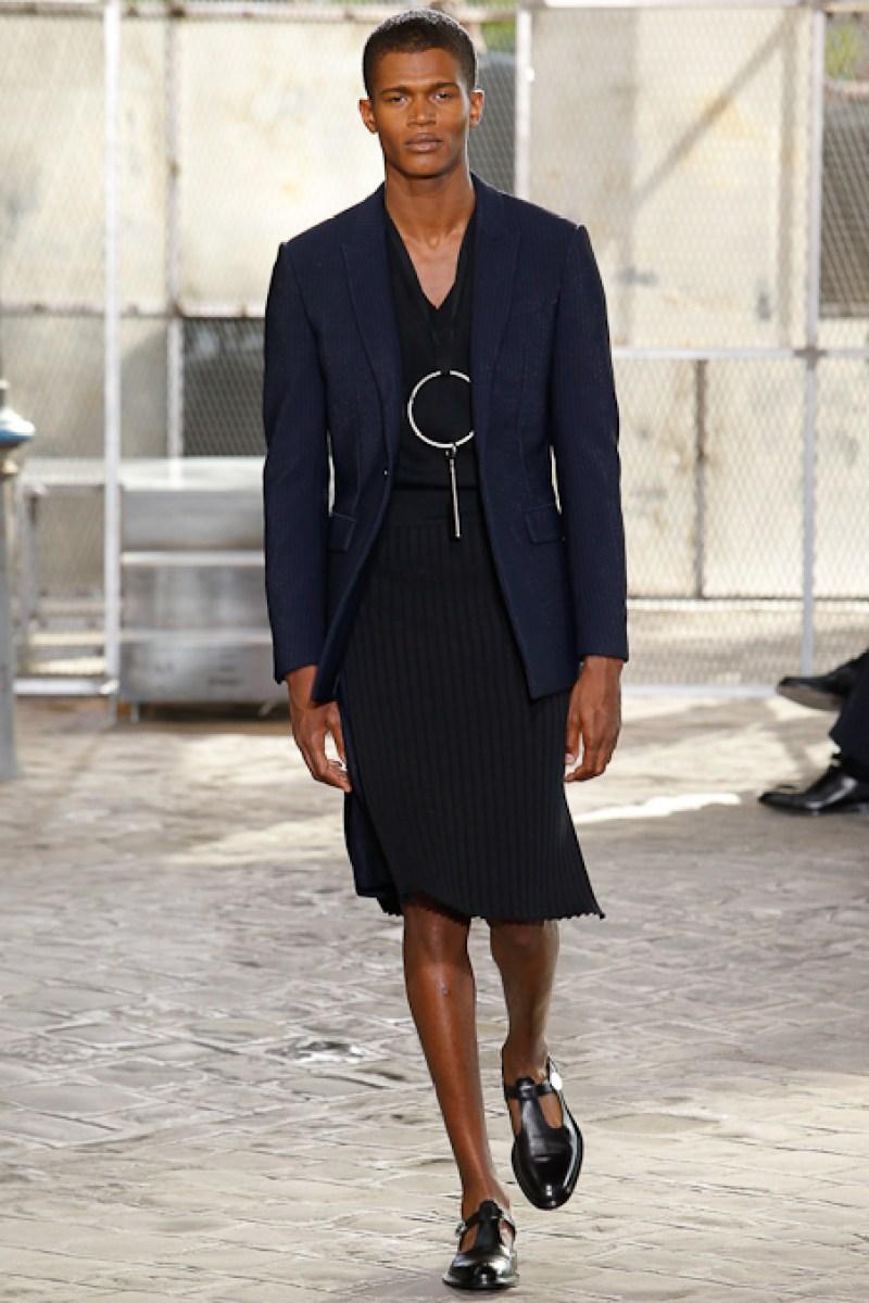 Givenchy Menswear SS 2016 Paris (1)