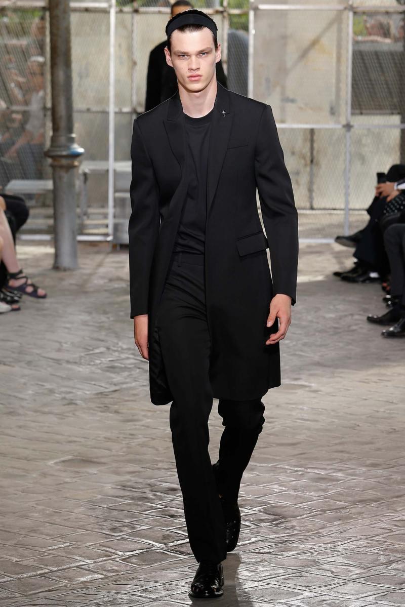 Givenchy Menswear SS 2016 Paris (12)