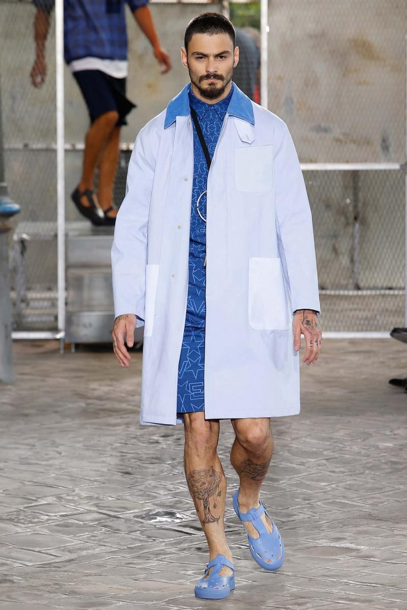 Givenchy Menswear SS 2016 Paris (20)