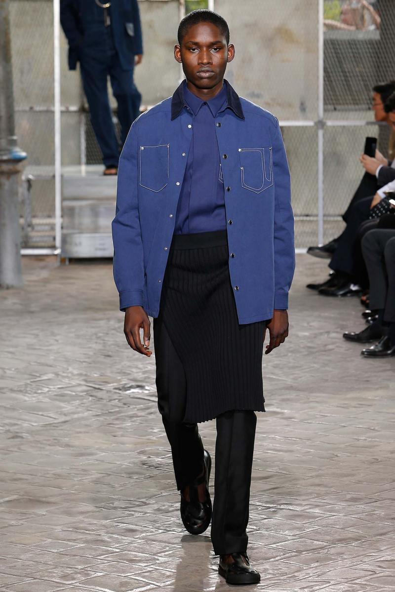 Givenchy Menswear SS 2016 Paris (31)