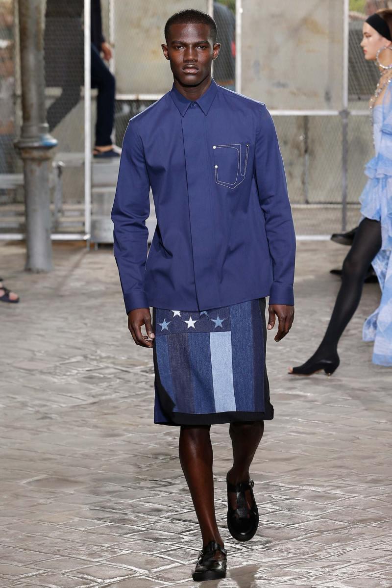 Givenchy Menswear SS 2016 Paris (33)